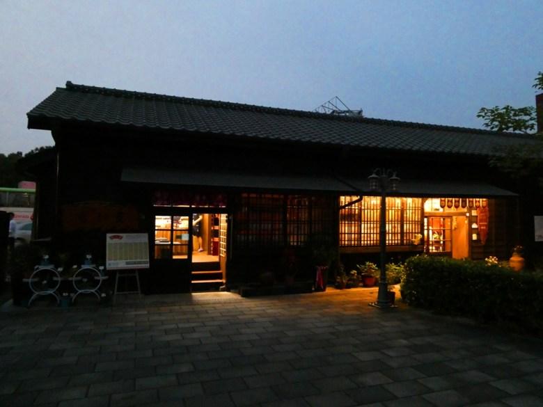 夜燈閃耀   日本味   古老的日式建築   Hinoki Village   East District   Chiayi   和風臺灣   巡日旅行攝
