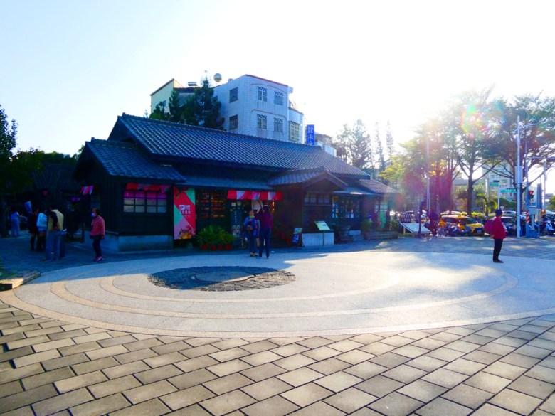 林森東路   檜意森活村主要入口   入口年輪廣場   Hinoki Village   とう-く   かぎし   巡日旅行攝
