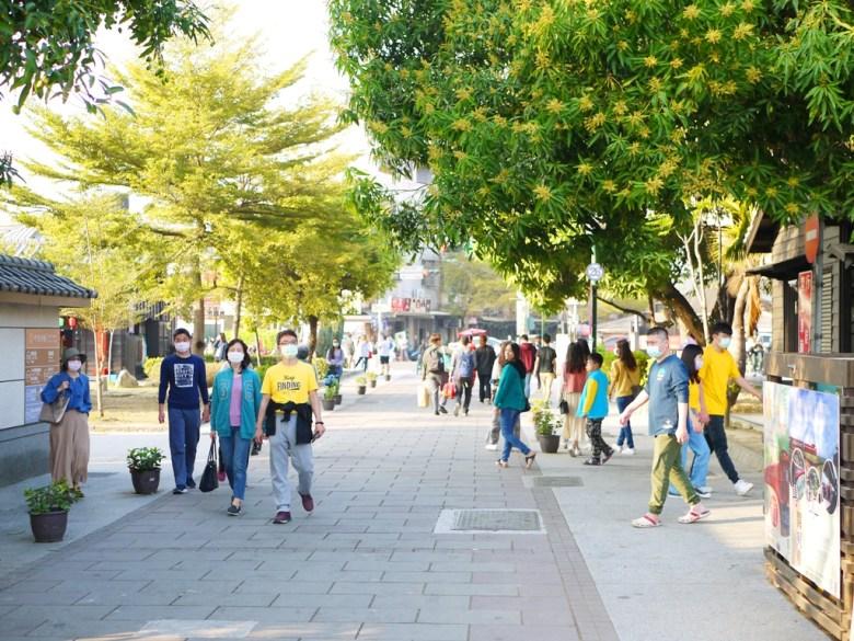 台灣旅人   往前通往北門驛   阿里山森林鐵路的起點站   檜意森活村   Hinoki Village   とう-く   かぎし   巡日旅行攝