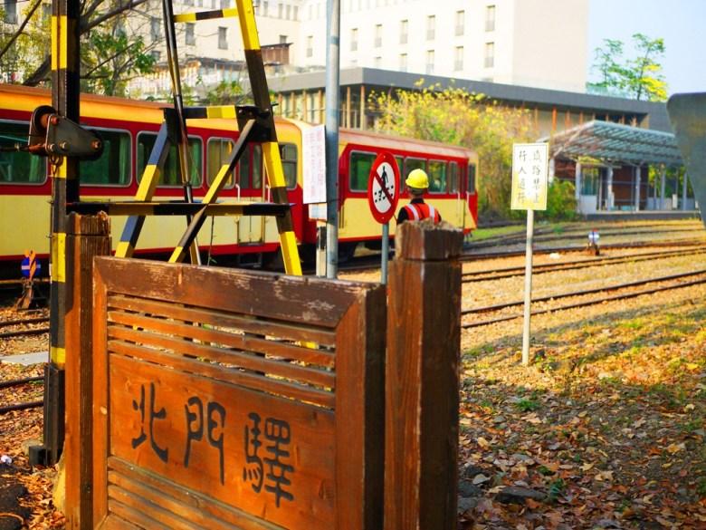 北門驛 | 台鐵列車APC9 | 嘉義(Chiayi)開往奮起湖(Fenchihu) | とうく | かぎし | East District | Chiayi | 巡日旅行攝