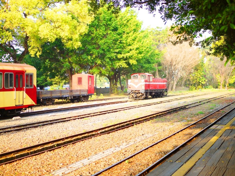 世界登山鐵路之一 | 森林小火車 | 阿里山森林鐵路的起點 | 北門駅 | とうく | かぎし | East District | Chiayi | RoundtripJp