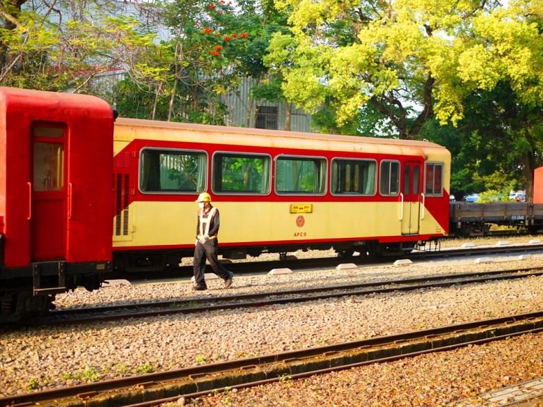 世界登山鐵路之一 | 森林小火車 | 阿里山森林鐵路的起點 | 北門駅 | とうく | かぎし | East District | Chiayi | 巡日旅行攝