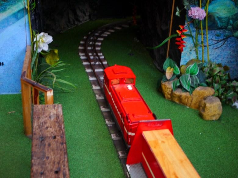 北門森鐵故事館內 | 迷你阿里山小火車 | 北門駅前 | とうく | かぎし | East District | Chiayi | 巡日旅行攝