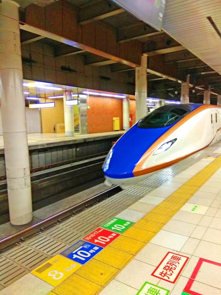 日本新幹線 | Shinkansen | しんかんせん | 日本 | Japan | 巡日旅行攝 | RoundtripJp