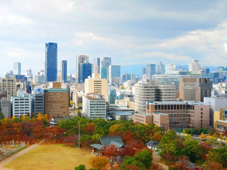 大阪市景 | おおさかし | Osaka City | 日本 | Japan | 巡日旅行攝 | RoundtripJp