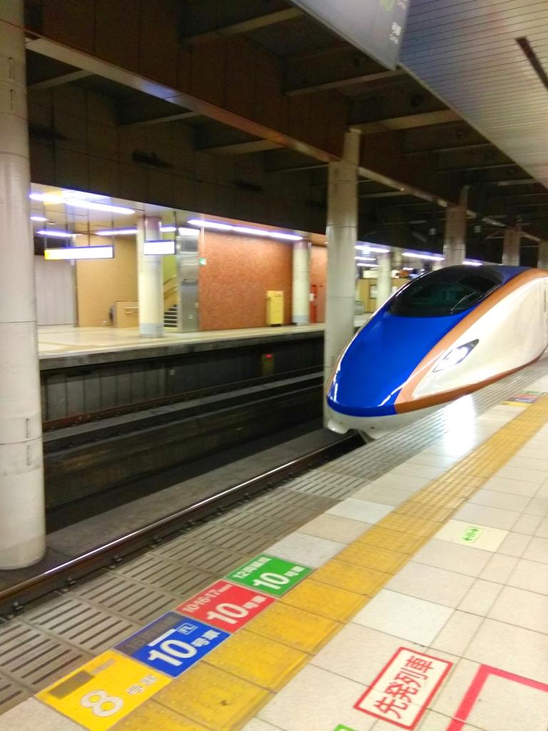 新幹線 | 日本交通工具 | 日本 | Japan | 巡日旅行攝 | RoundtripJp