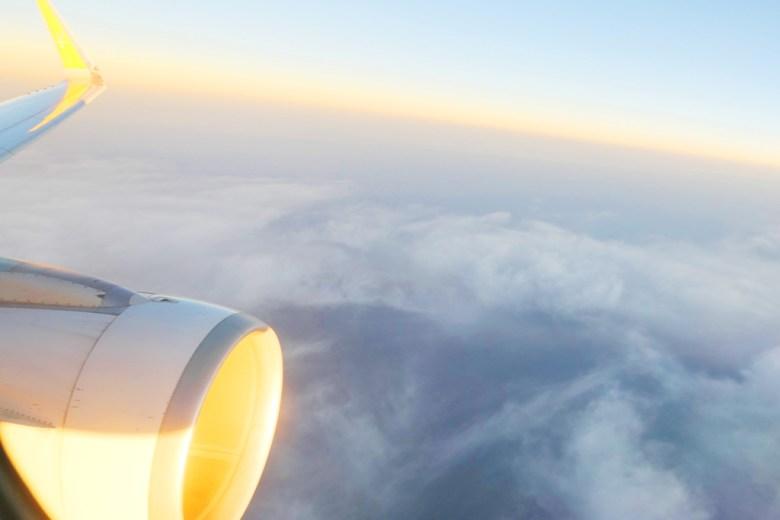 天際線 | 飛機 | 日本旅行 | Japan | 日本 | 巡日旅行攝 | RoundtripJp