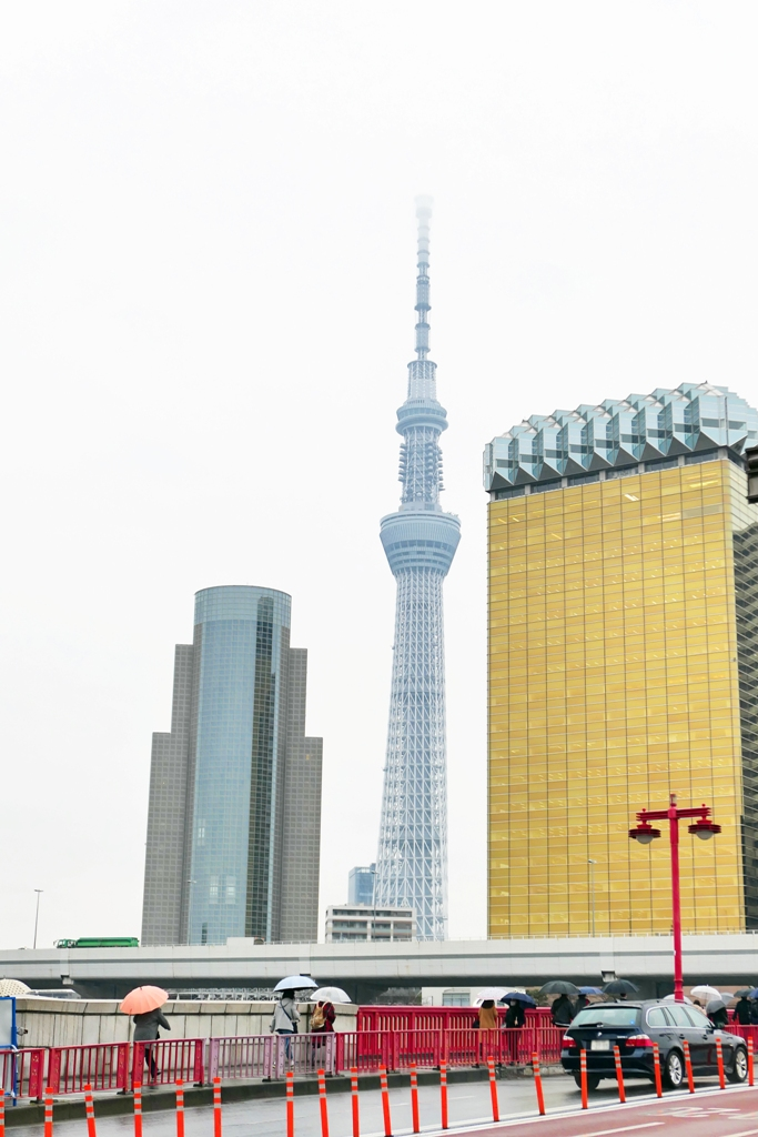 晴空塔 | Skytree | Tokyo | 東京 | Japan | 日本 | 巡日旅行攝 | RoundtripJp