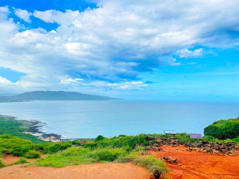 遠眺太平洋   無邊無際無敵海景   夏季的景點   網美景點   墾丁   恆春   屏東   一抹和風   巡日旅行攝   RoundtripJp