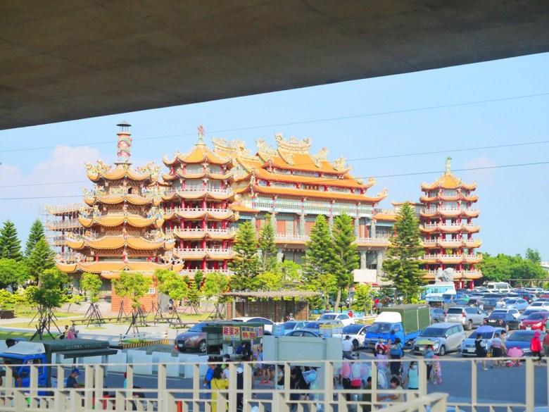 台灣傳統信仰文化   普天宮   海牛廣場   免費停車場與洗手間   Fangyuan   Changhua   和風臺灣   巡日旅行攝   RoundtripJp