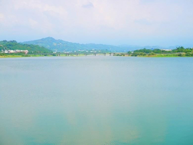 石岡水壩   絕美的水池   青青水色  大甲溪   シーガン   タイジョン   Shigang   Taichung   Wafu Taiwan   巡日旅行攝   RoundtripJp