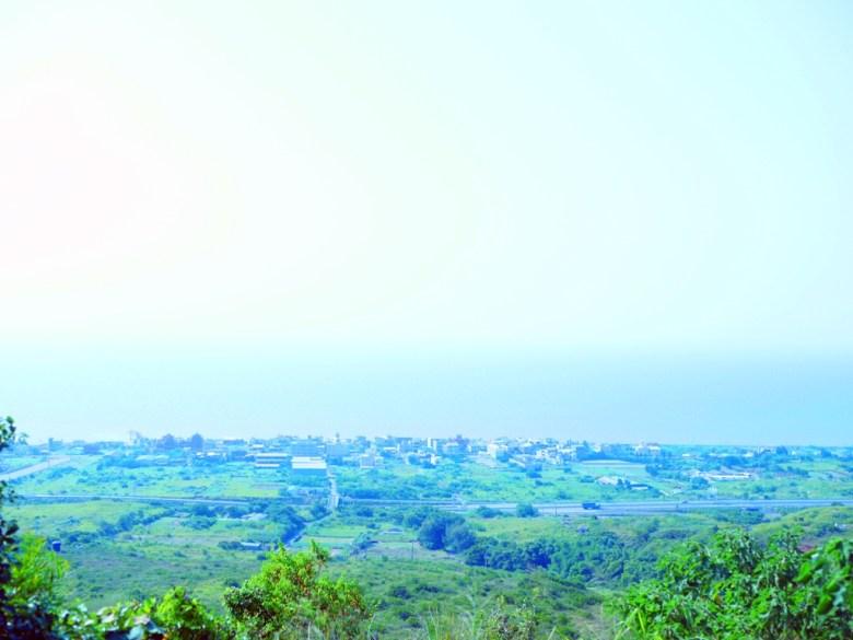 嶺頂瞭望臺停車場望出海景   純樸的鄉村   最美的海岸線   最美公路   Tongxiao   Miaoli   和風巡禮   巡日旅行攝   RoundtripJp