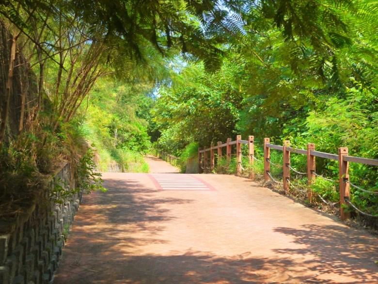 1號舊隧道出口連接2號舊隧道入口中間林蔭步道   感受大自然   陽光燦爛   ホウロン   こうりゅう   ミアオリー   Wafu Taiwan   巡日旅行攝   RoundtripJp