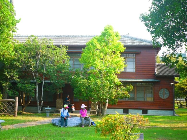 日式景點 | 保存良好的日式宿舍 | 民雄放送所 | みんゆう | かぎし | Wafu Taiwan | 巡日旅行攝 | RoundtripJp