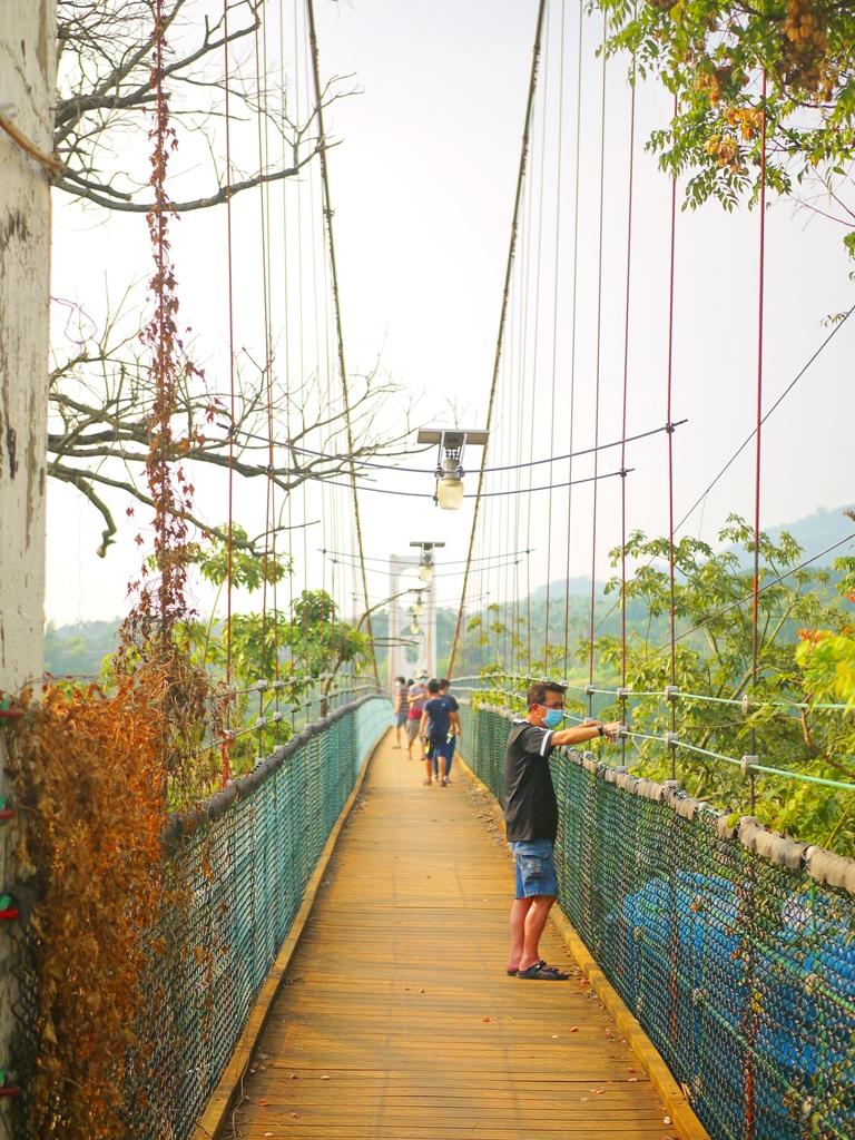 全台最長吊橋 | 雙十吊橋 | 古樸自然 | 台灣旅人 | Double Ten Suspension Bridge | ツァオトゥン | そうとん | ナントウ | 和風巡禮 | 巡日旅行攝 | RoundtripJp
