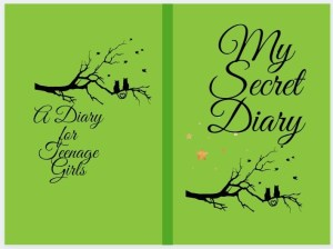 My Secret Diary. What should I write in my secret diary?