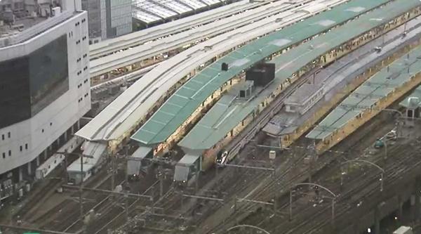 JR東日本 品川駅
