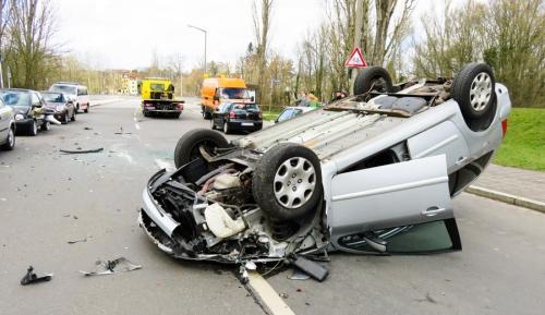 第三者行為災害(交通事故)