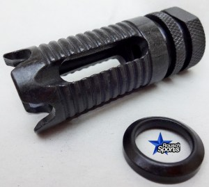 AR15 Phantom Style Flash Hider