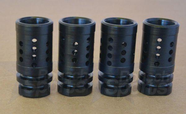 A1 Multi Force Flash Hider Muzzle Device 3 prong 4 best flash hider Austin Texas