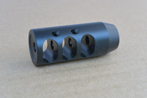 """G2-TC Contender 3 Gun Competition Muzzle Brake Black Nitride Best Austin Texas discount Price M16 AR15 M4 1/2""""-28 , 9/16""""-24 , 14-1 , 14-1 Left Hand , 5/8""""-24 Ruger 10/22 Walther P22"""
