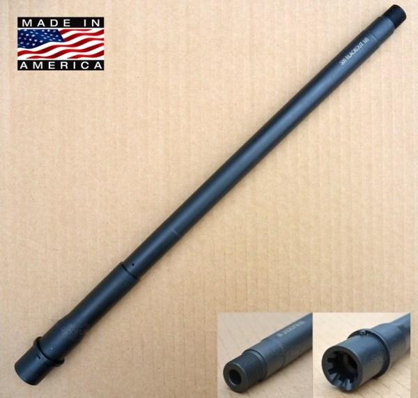 16 inch 300 AAC Blackout 1:8 Melonite Nitride Barrel - Pistol AR15 M16 M4 Austin Texas Best wholesale Discount Prices Austin Texas Rousch Sports 2.jpg