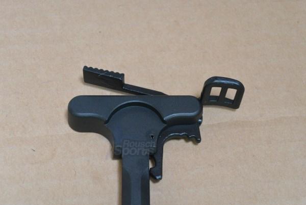 AR15 Ambidextrous Charging Handle Mil spec .223 5.56 .22 AMBI M16 M4 300 Blackout 6.5 grendel best Discount Price Rousch Sports Austin Texas TX
