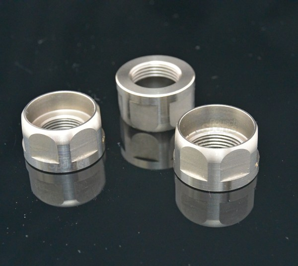 """Go Nuts - Jam Nut Stainless Steel 1/2""""-28 9/16""""-24 5/8""""-24 Best Wholesale Discount Prices AR15 M16 M4 Austin Texas USA"""