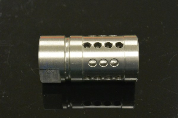 FXC-2 Shorty Stainless Steel Muzzle Brake Compensator A2 Style Austin Texas Ar15 ar 15 parts Wholesale Discount Prices