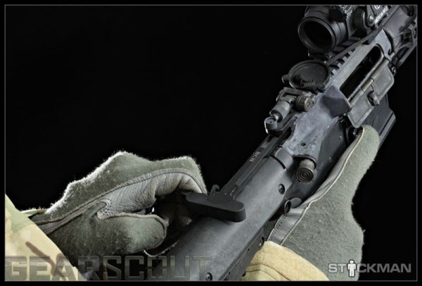 BCM GUNFIGHTER Vltor Charging Handle AR15 Mod 3 Large Latch AR 15 M4 M16 Best Discount Wholesale AR Parts and Accessories Austin Texas USA