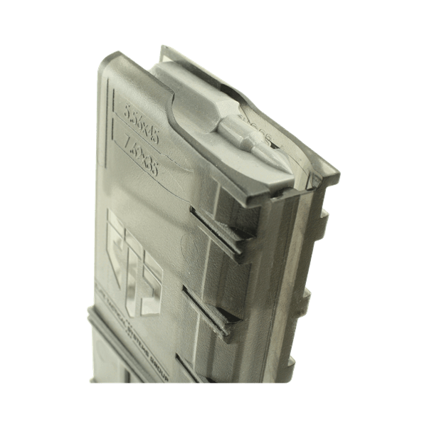 ETS AR15 Magazine 30 Round Coupler System Smoke Elite Tactical Systems AR 15 M4 M16 Best Discount Wholesale AR Parts and Accessories Austin Texas USA