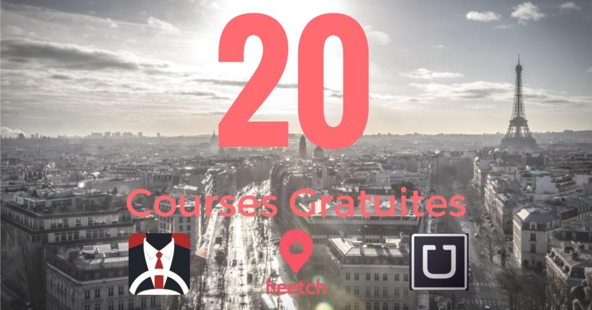 20 courses gratuites en vtc uber heetch chauffeur priv. Black Bedroom Furniture Sets. Home Design Ideas