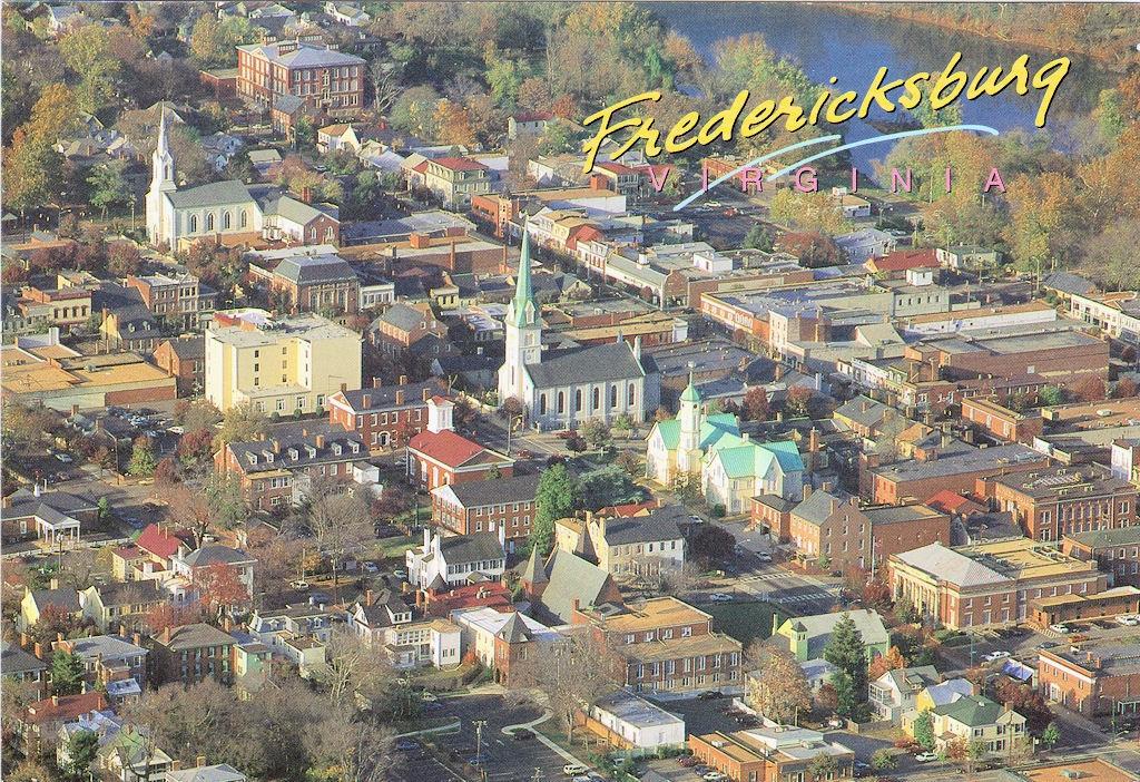 Fredericksburg Virginia Movers -Route 1 Movers