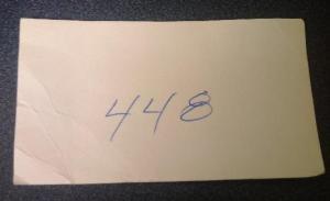 448 Ticket