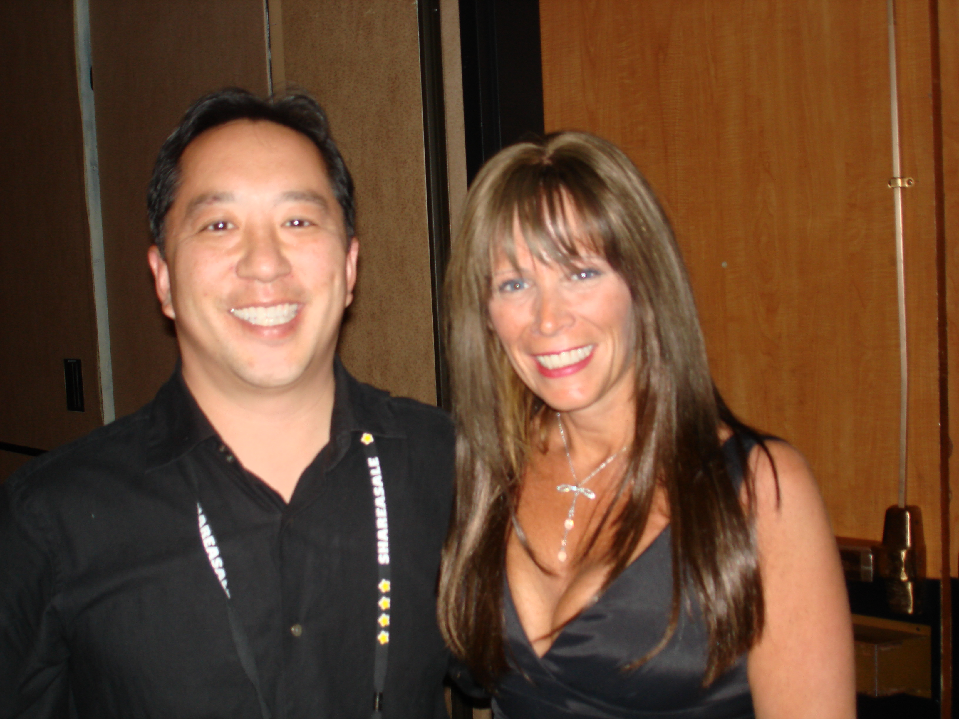 With Missy Ward, Co-founder of Affiliate Summit