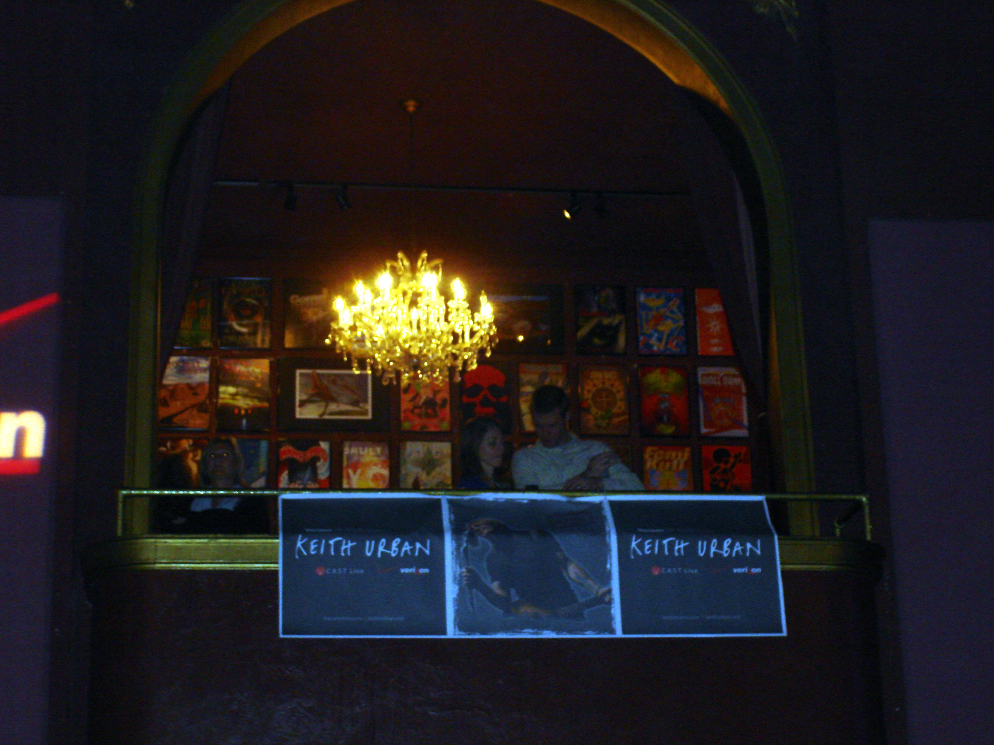 Fillmore Balcony