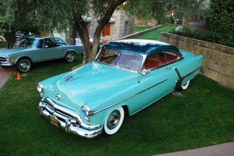 Arizona Concours D'Elegance Award Winner 52 Olds