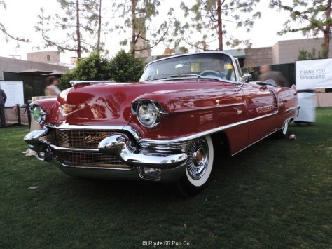 1956 Cadillac Driver Side
