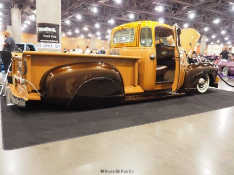 AZ Indoor Custom Car Show Truck