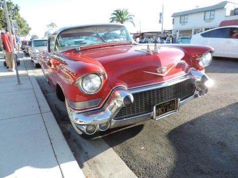 Cadillac at Encinitas