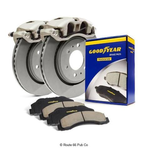 Goodyear Brakes Bundle