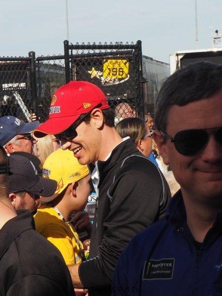 NASCAR Driver's Walk