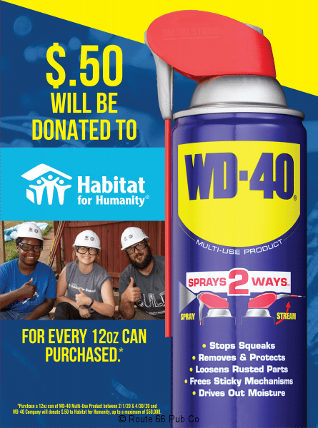 Smart Straw and Habitat for Humanity