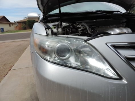 2010 Camry Before