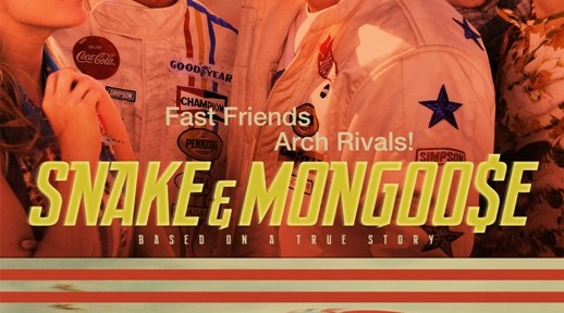 Snake and Mongoo$e with screenwriter Alan Paradise