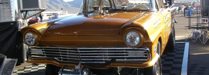 Gasser 57 Galpin Ford Period Authentic Look