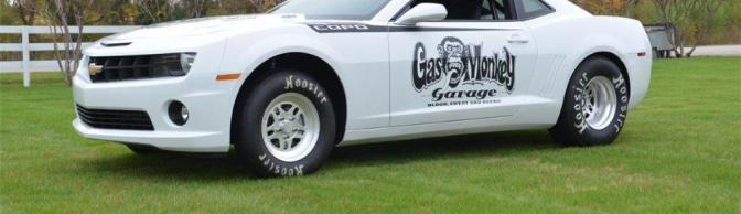 Gas Monkey Garage COPO Camaro