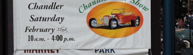 Chandler AZ Car Show