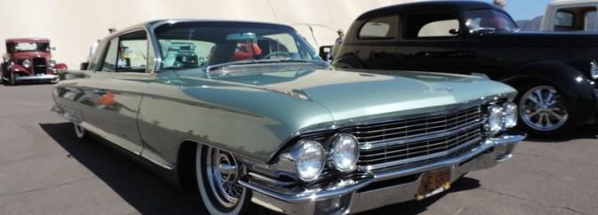 Dan Sobieski's 1962 Cadillac at Goodguys