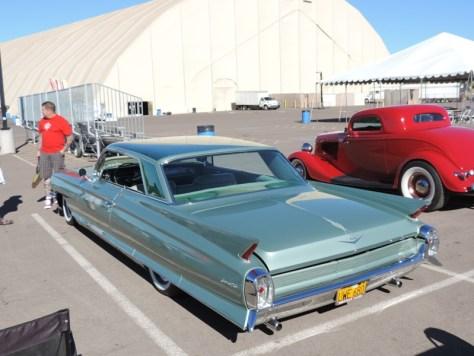1962 Cadillac rear end